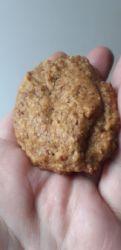 Fluffy flourless Peanutbutter Cookies
