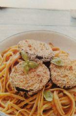 Forks Meal Planner, Eggplant Parmesan