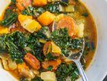 Fortified (DASH DIET) Portuguese Kale Soup