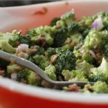 Fresh Broccoli Salad
