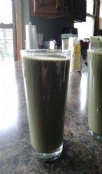 Fruit Veggie Protein Smoothie