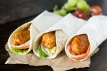 General Tso's Chicken Wraps