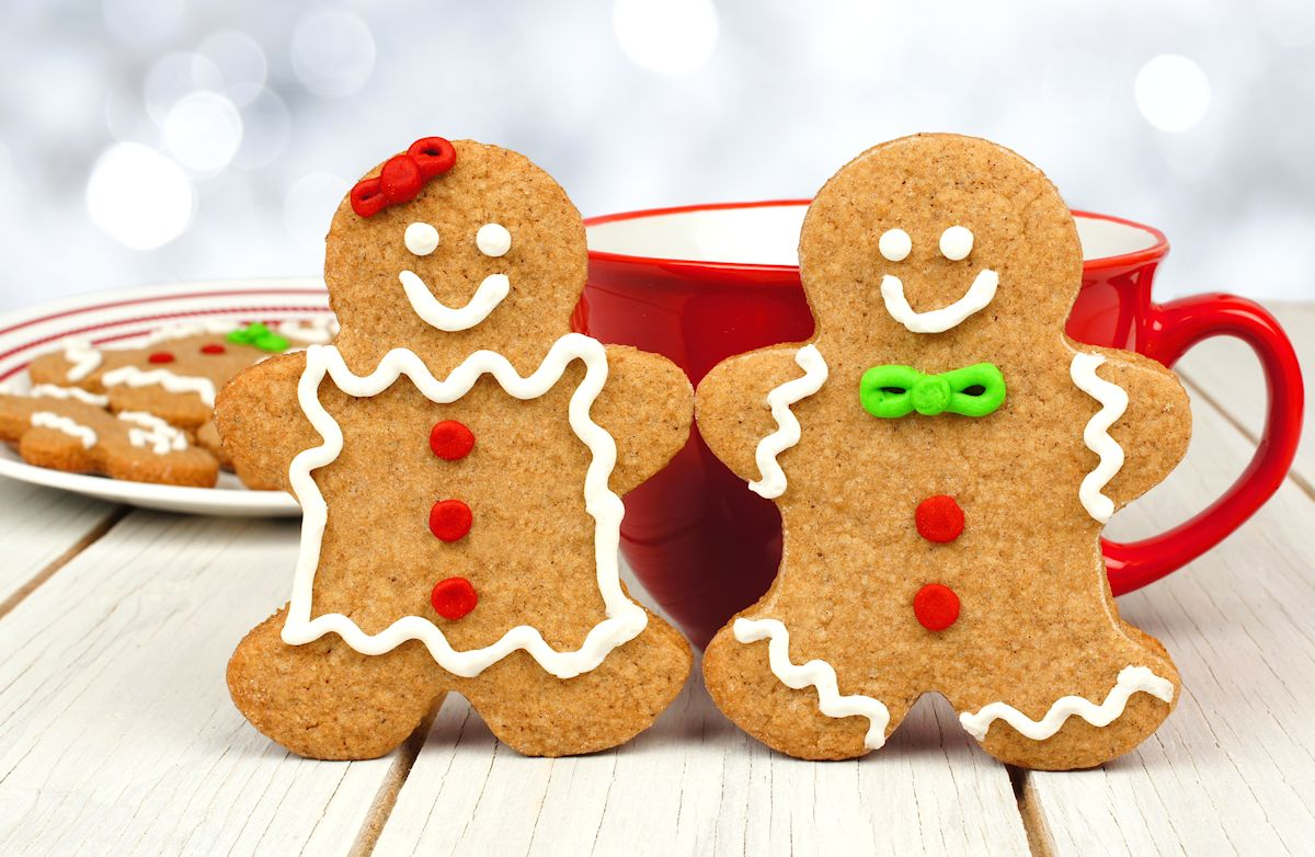 Gingerbread Cookies RECIPE