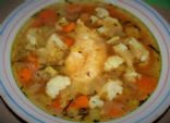 Gluten - Free Chicken Vegetable Soup