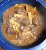 Gluten Free Beef Stroganoff Soup