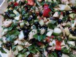 GoFlabGo Appetite Killer Salad