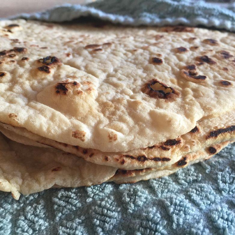 Greek Flat Bread