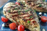 Greek Marinade for  Chicken Breast