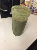Green Smoothie Recipe 1
