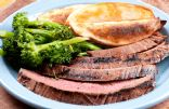 Grilled Garlic Citrus Flank Steak
