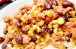 Ground Turkey, Black Bean and Corn Chili