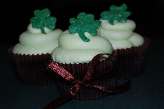 Guinness Stout Chocolate Cupcake