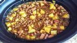 Hawaiian Baked Beans