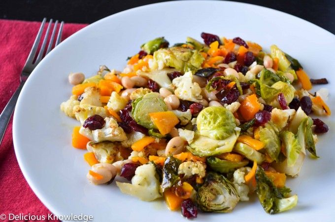 Healthy Brussel Sprouts Salad