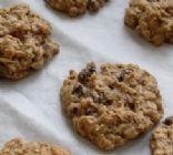 Healthy Maple Walnut cookies