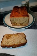Healthy Protein Packed Banana Bread