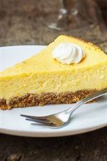 Healthy! Pumpkin Pie Cheesecake