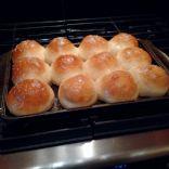Heathers Hamburger Rolls