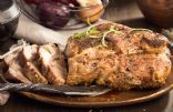 Herb-Crusted Pork Loin Roast
