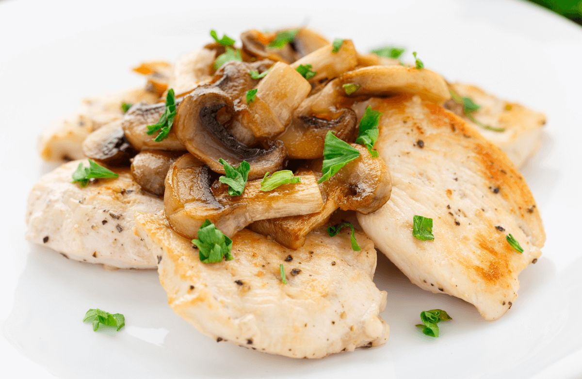 Herb-Seasoned Chicken Breasts