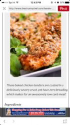 Heroine Chicken-low carb