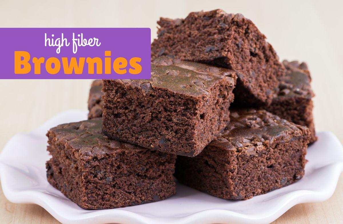 High fiber brownies recipe sparkrecipes forumfinder Images