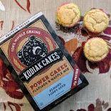 High Protein Almond Poppy Muffins