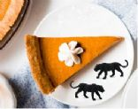 Holley's Healthy Homemade Pumpkin Pie