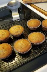 Homemade Banana Bread Muffins