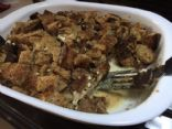 Homemade Chicken Dressing Bake