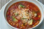 Homemade Tortilla Soup