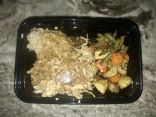 Honey Balsamic Chicken & Veggies
