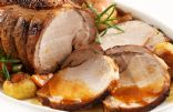 Honey Glazed Pork Tenderloin