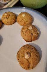Honey Pistachio Cookies