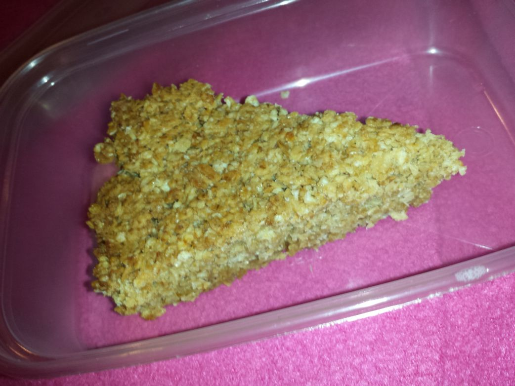 Honey and Golden syrup sticky dairy free flapjacks