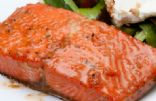 Honey and Soy Glazed Salmon