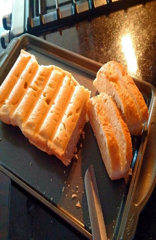 Hot Dog Buns bread maker recipe