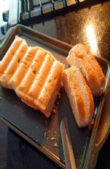 Hot Dog Buns bread maker recipe