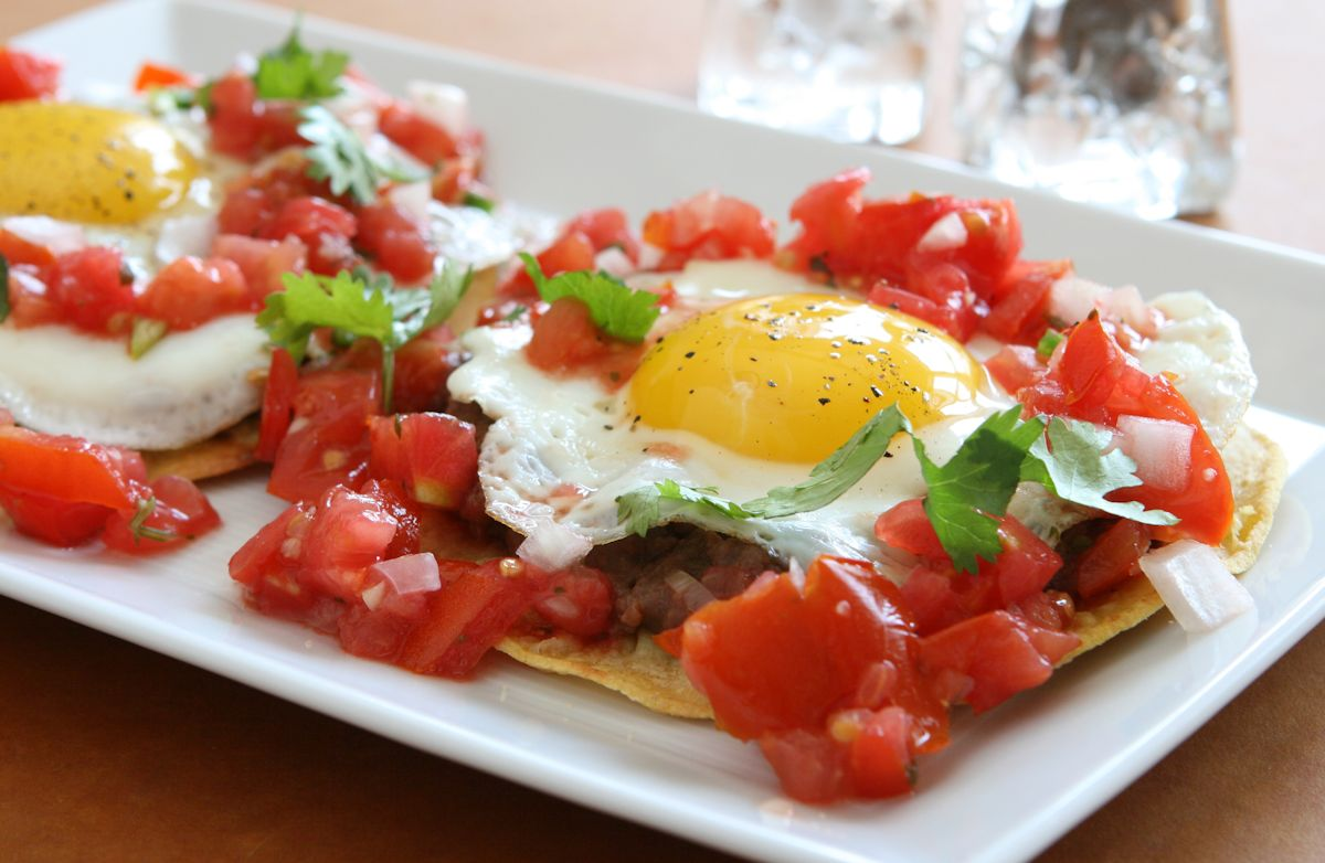 Huevos Rancheros Recipe Sparkrecipes