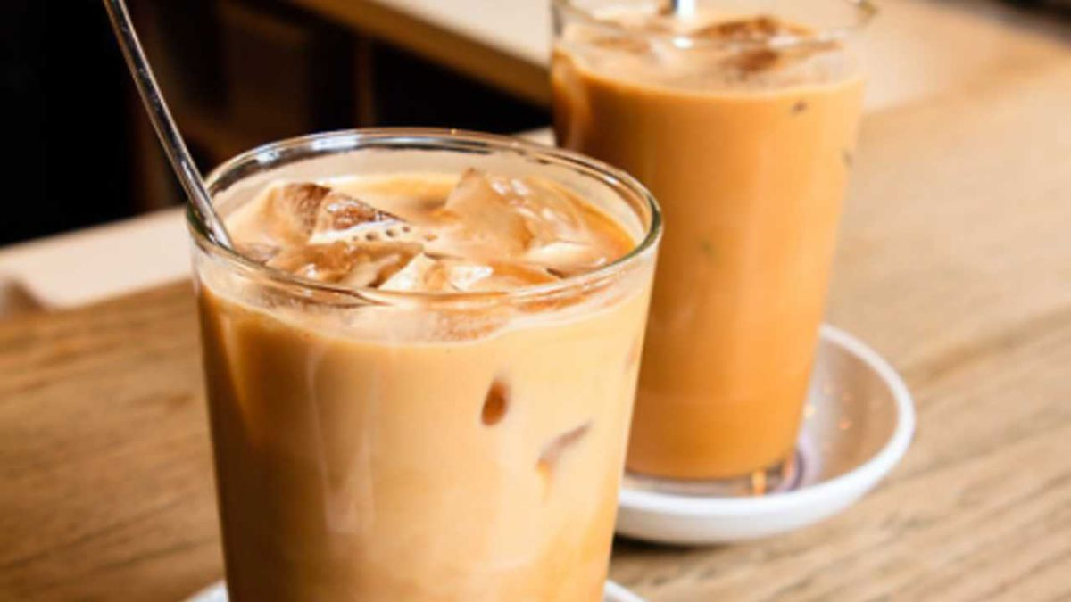 Gypsy's Iced Coffee
