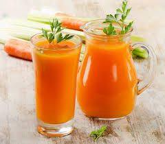 Immune Booster Carrot Smoothie