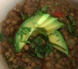 Instant Pot Lentil Chili (instantloss.com)