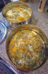 Instant pot sweet potatoes hash