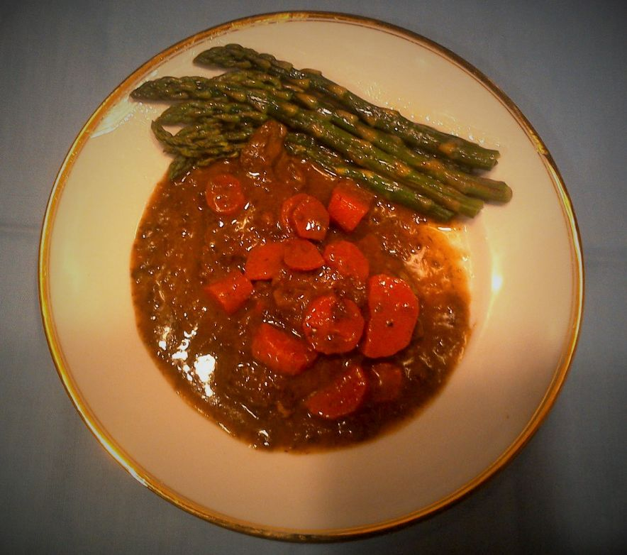 Instapot,  Paleo friendly Swiss Steak