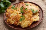 Irish Potato Pancakes