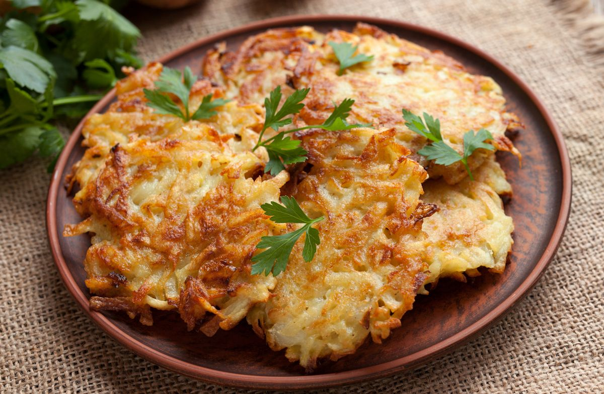 Spanish Potato Cake Vegan