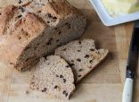 Irish Soda Bread -- Whole Wheat with Currants