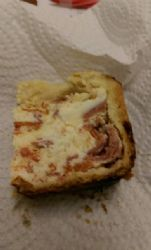 Italian Easter Pizza Gaina (stuffed meat, cheese & egg pies) (easy Pillsbury crust version)