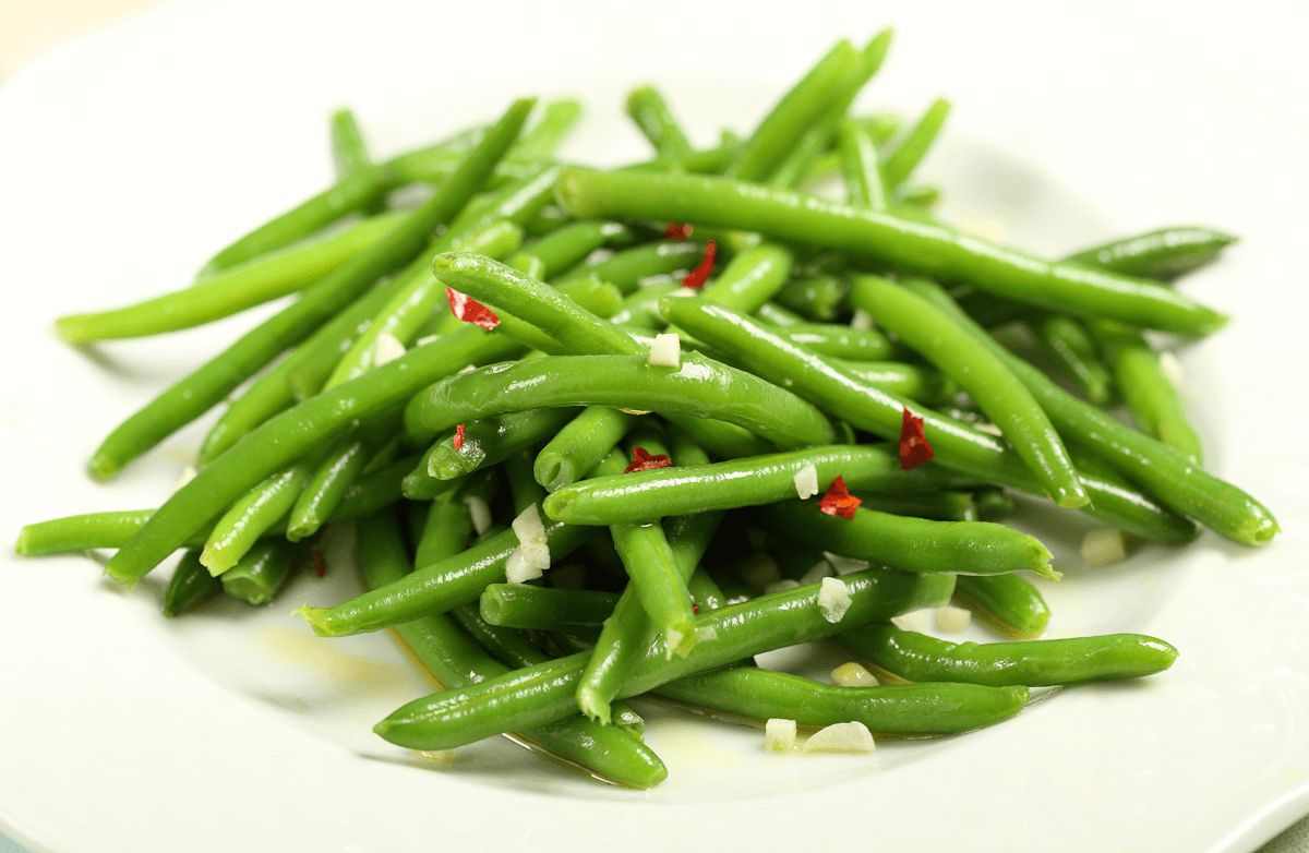 Quick Italian Green Beans