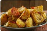 Italian Style Roasted Red Potatoes